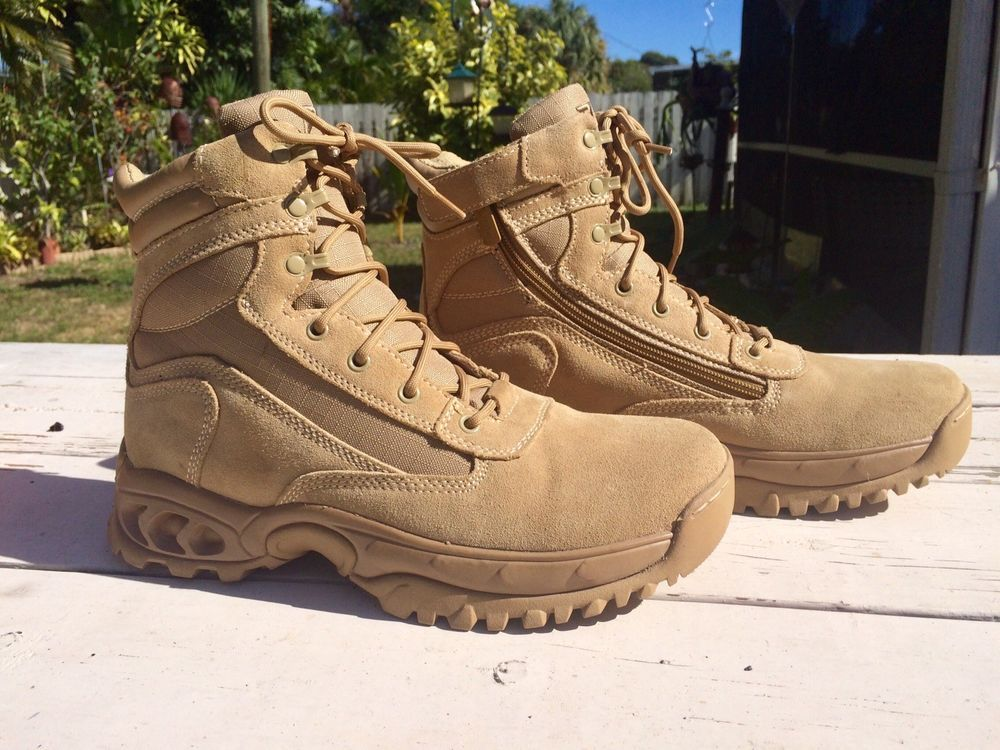 Airsoft military boot
