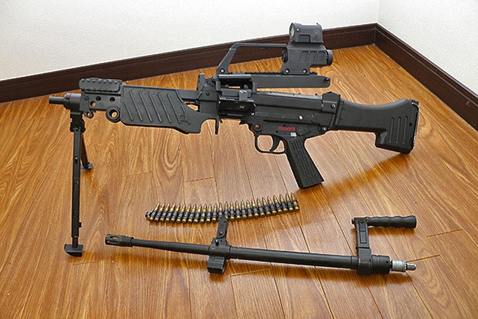 Airsoft-HK-MG4-Electric-gun