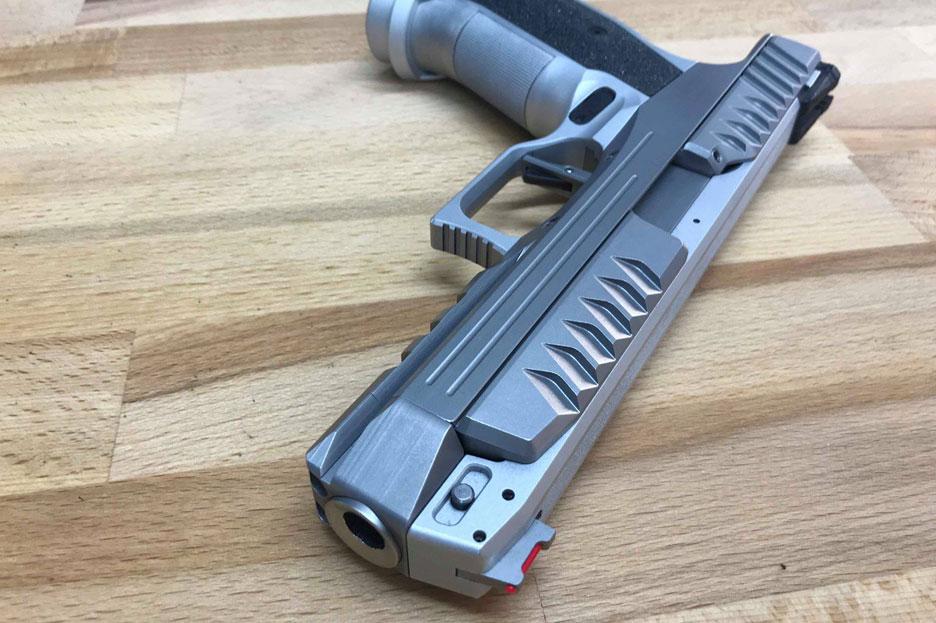 Alien-Pistol