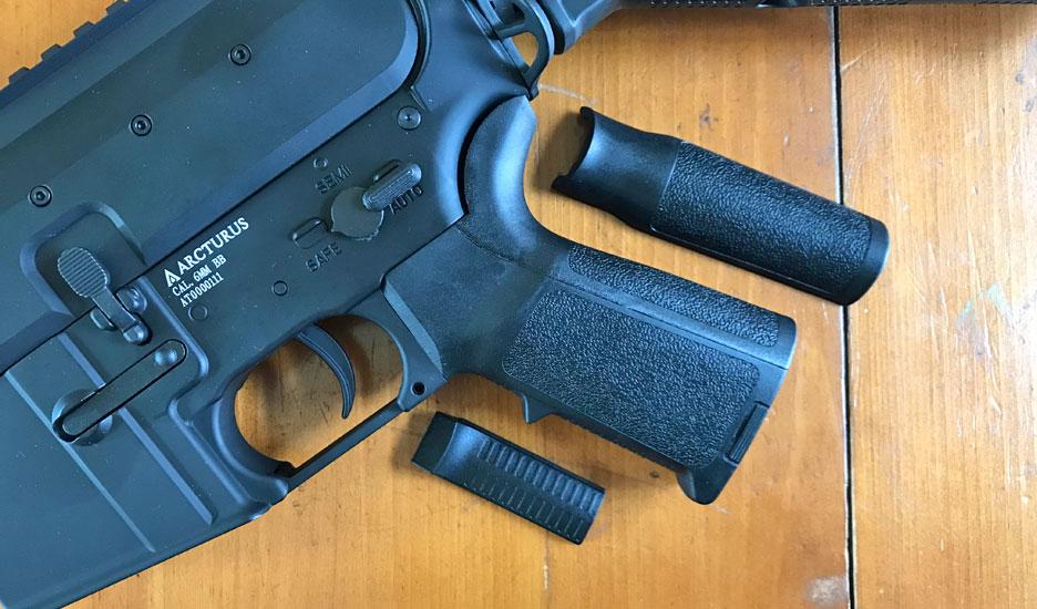 Arcturus-Centaur-pistol-grip