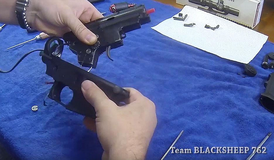 Brian-Holt-MK18-gearbox-video