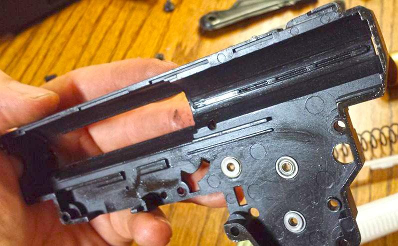 EL-AK-Gearbox