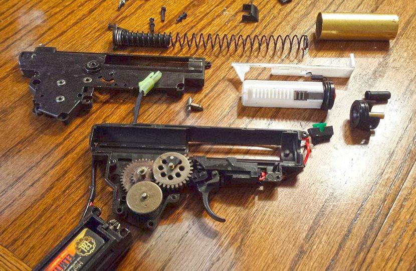 EL-AK-parts
