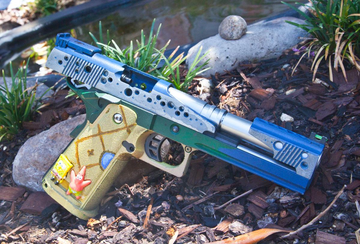 SpongeBob-Airsoft-pistol-bubbles-slide