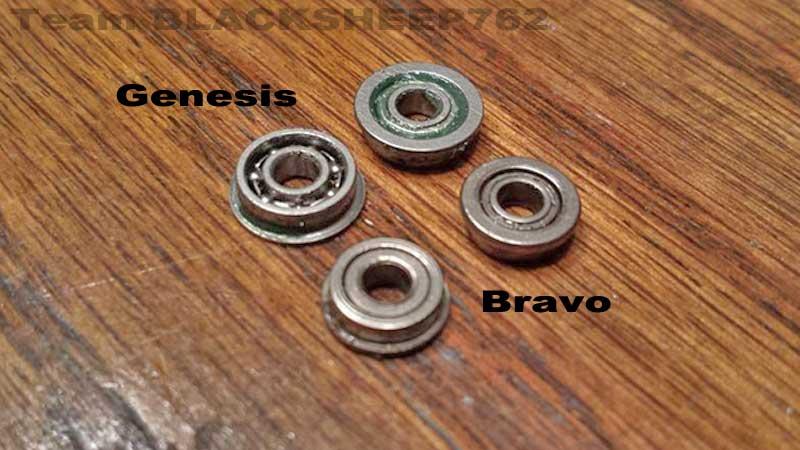 genesis-m4-bearings
