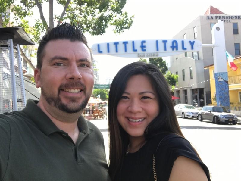 Nonna's Italian Comfort Food in Little Italy.