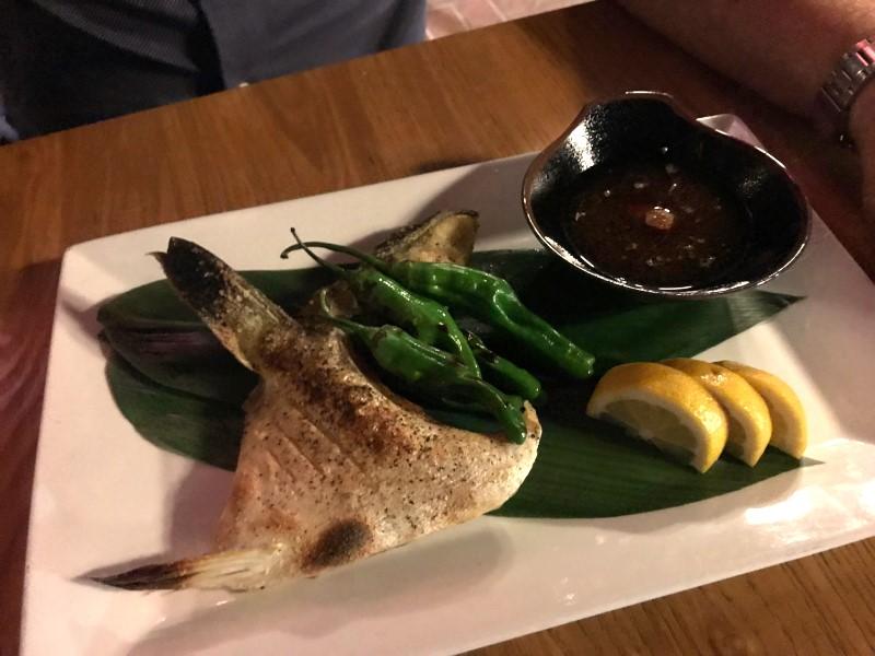 nobu sushi fish