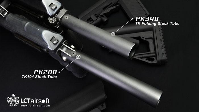 LCT AIRSOFT AK buffer tube