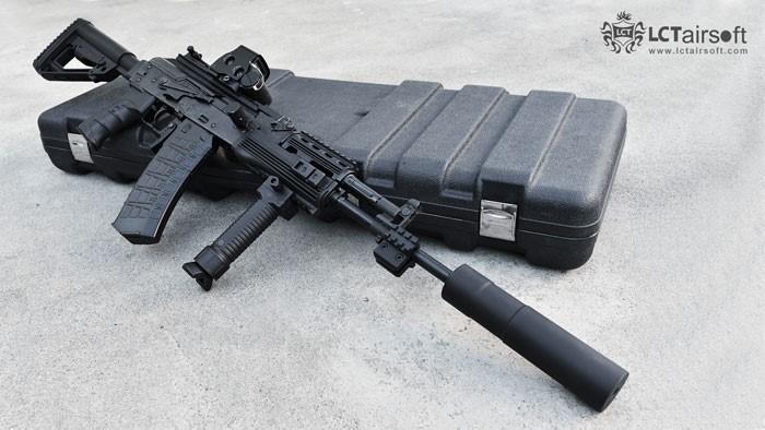 LCT AK PK200 and PK340